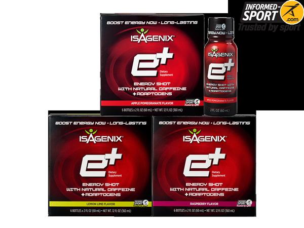 E+ Energy Shots