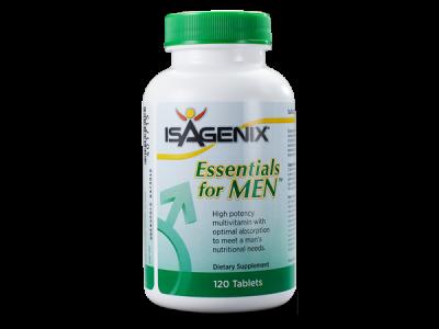Isagenix Essentials for Men