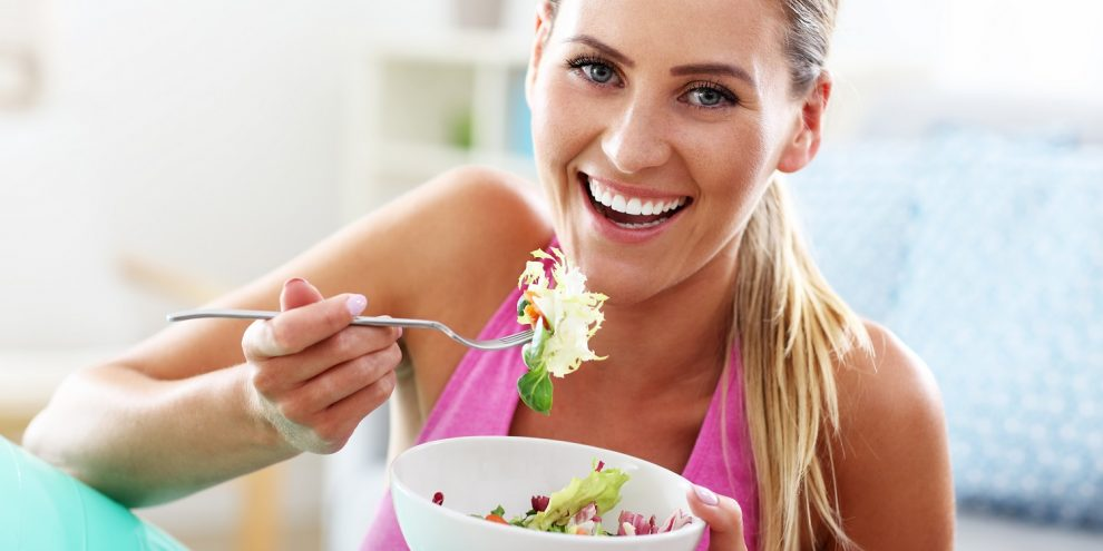 Healthy foods that will help you lose weight