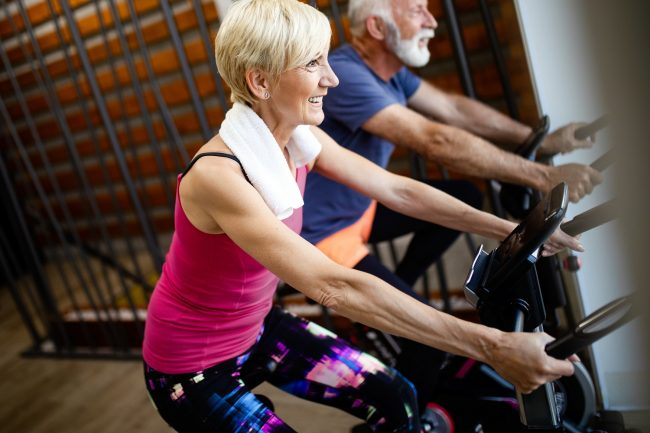 High intensity interval training has many benefits