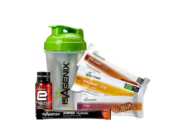 Isagenix 5 Piece Sample Pack