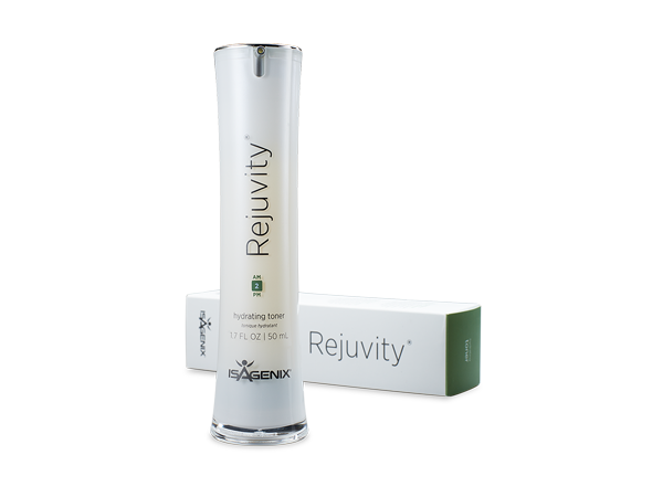 Isagenix Rejuvity Hydrating Toner