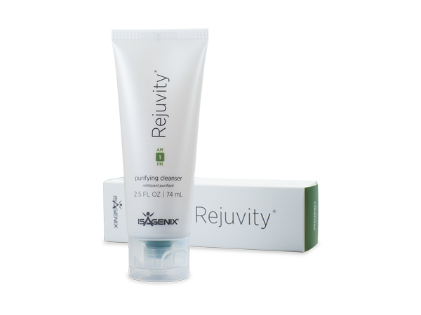Isagenix Rejuvity Purifying Cleanser