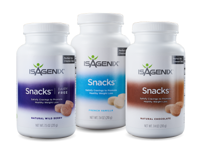 Isagenix Snacks