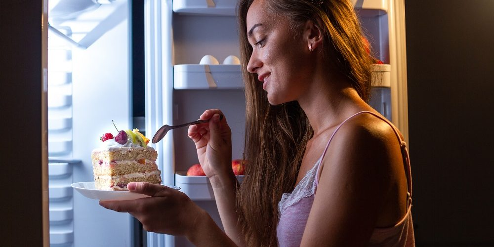 We show you how to limit your eating at night