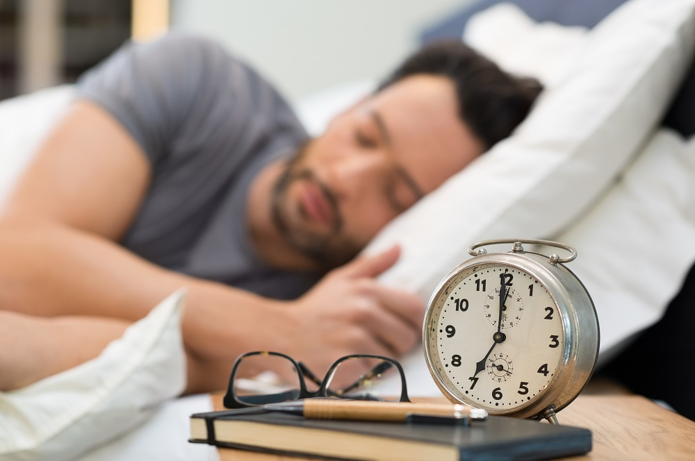 Adequate sleep is crucial for weight loss