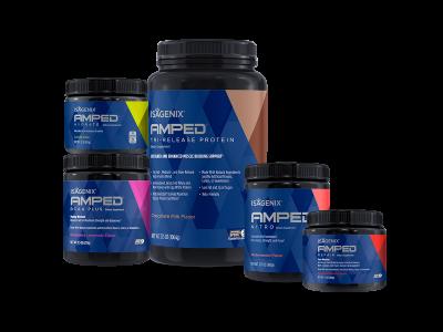 Isagenix AMPED Next Level Pack