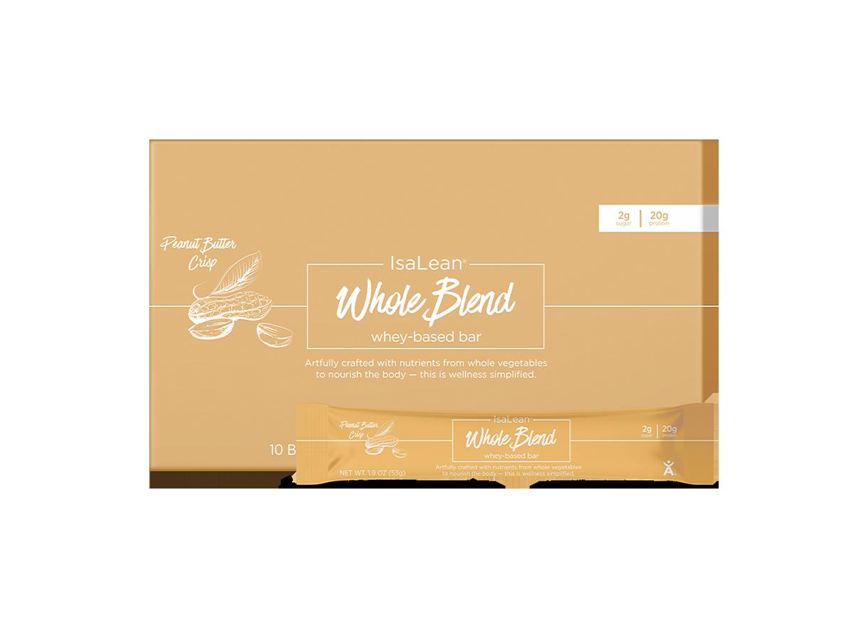 Isagenix Whole Blend IsaLean Bar