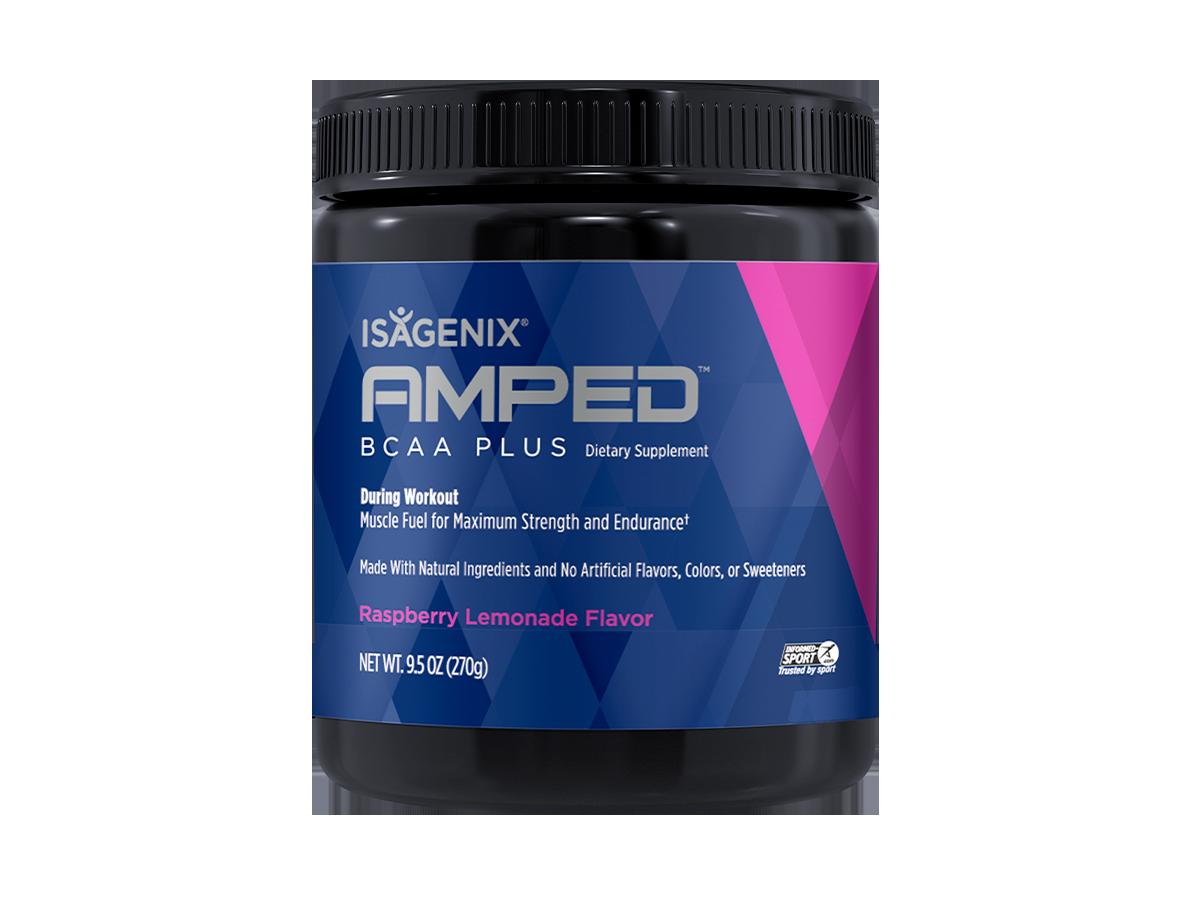 Isagenix AMPED BCAA Plus