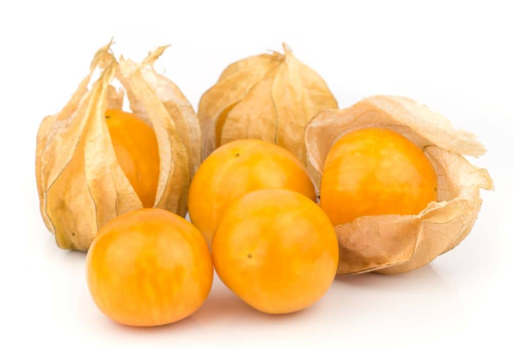 Goldenberries are also known as Incan berries.