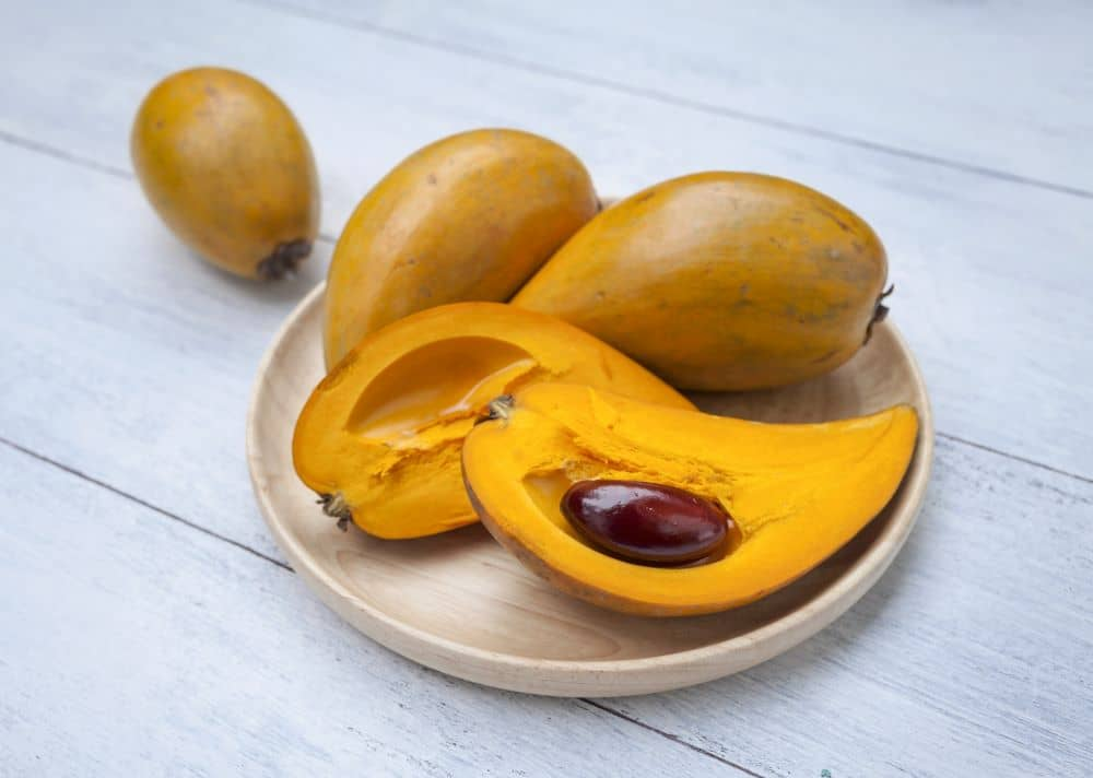 Lucuma is a delicious fruit rich in vitamins and minerals and an excellent addition to desserts.