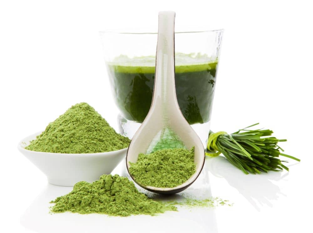 Wheatgrass can also be used for detoxifying and alkalizing.