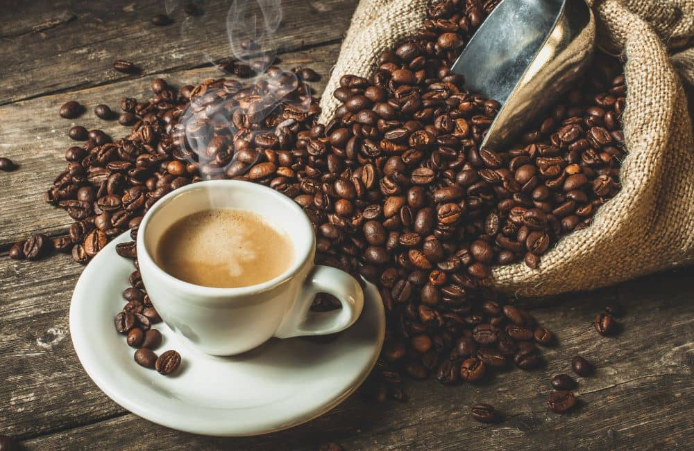 Coffee is the most popular energy booster which provides an instant pick me up.