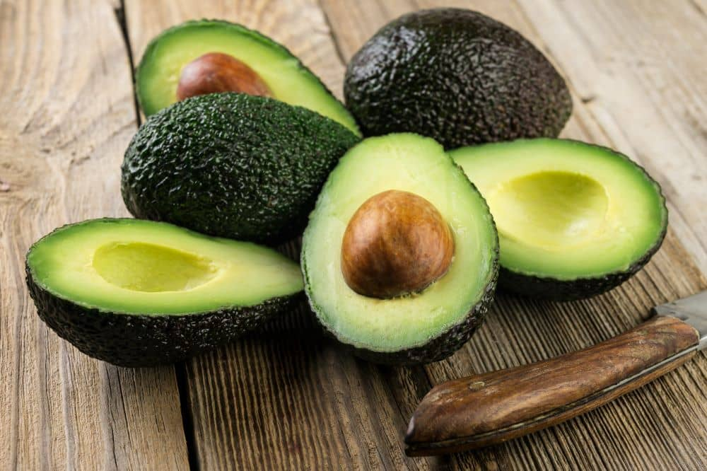 Avocadoes have anti-inflammatory compounds.