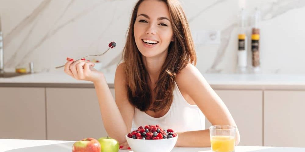 Berries contain anthocyanins that have anti-inflammatory effects.