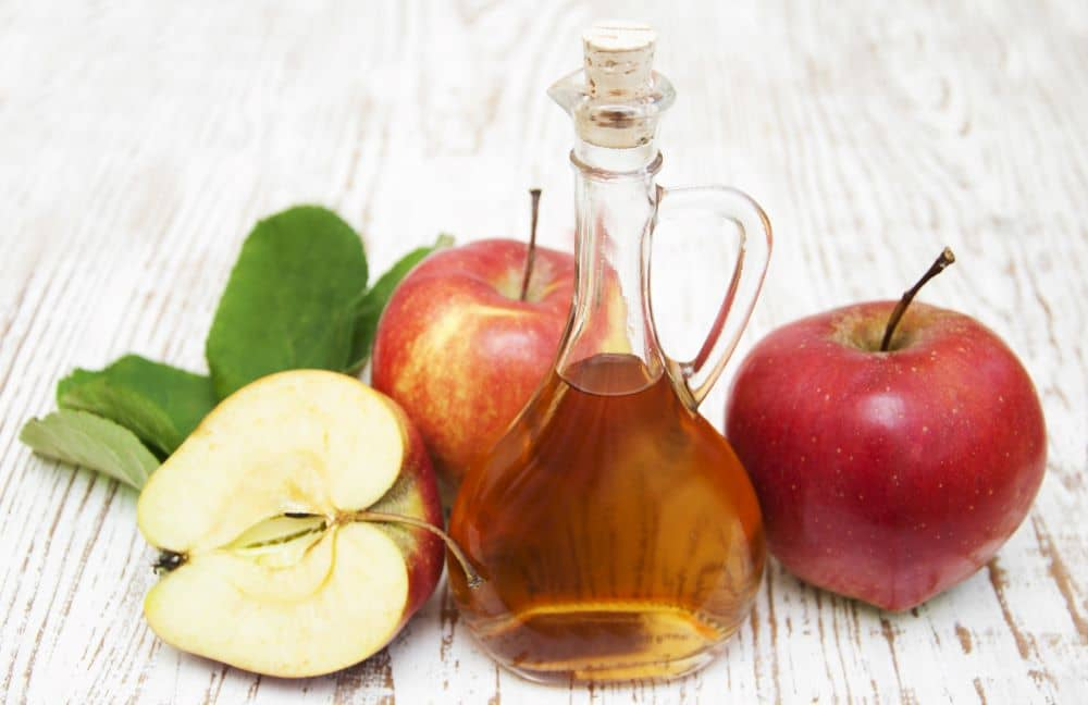 Apple cider vinegar can improve heart health and make your heart healthy.
