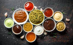 Healthy condiments have plenty of benefits.