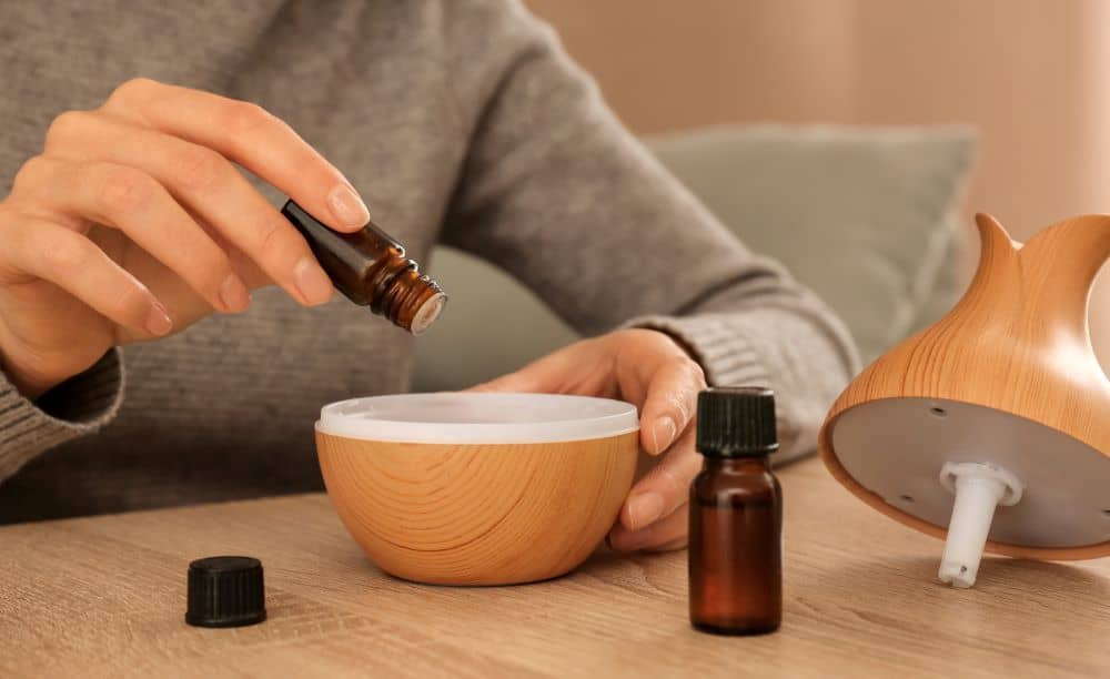 Using a diffuser is an excellent way to maximize the beneficial properties of essential oils.