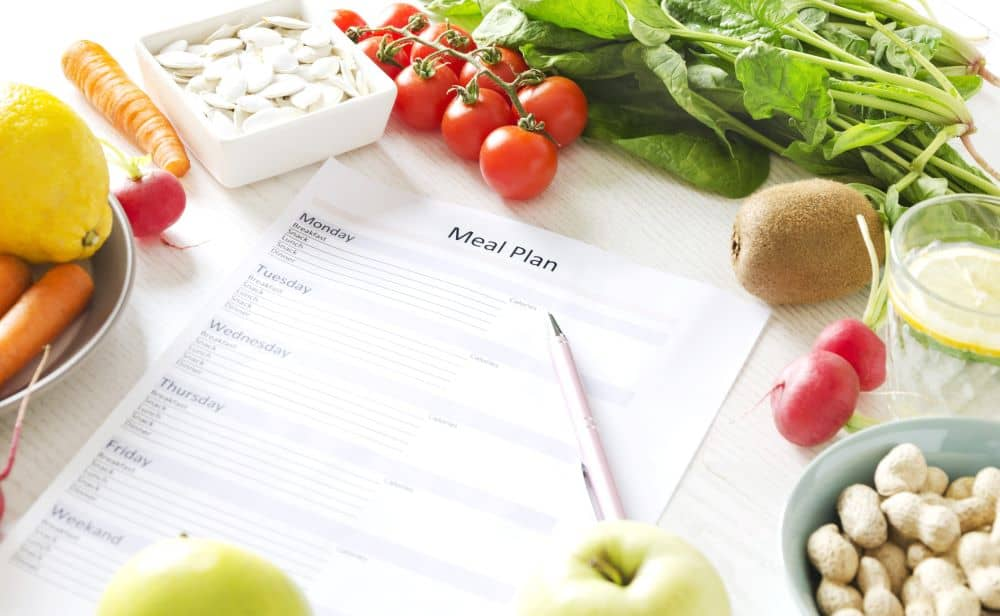 Knowing what to eat and when can help you avoid turning to fast food or highly processed foods.